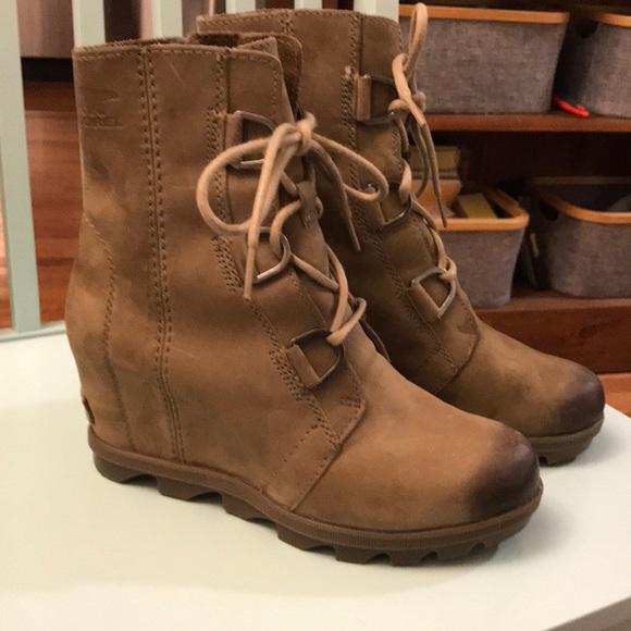 6e96024f5 M 5c0ddb49409c1549ffe37953. Other Shoes you may like. Sorel Joanie II Slide Wedge  Sandal